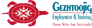 Gezhtoojig Employment & Training Logo